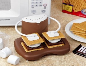 A S'MORE MACHINE!